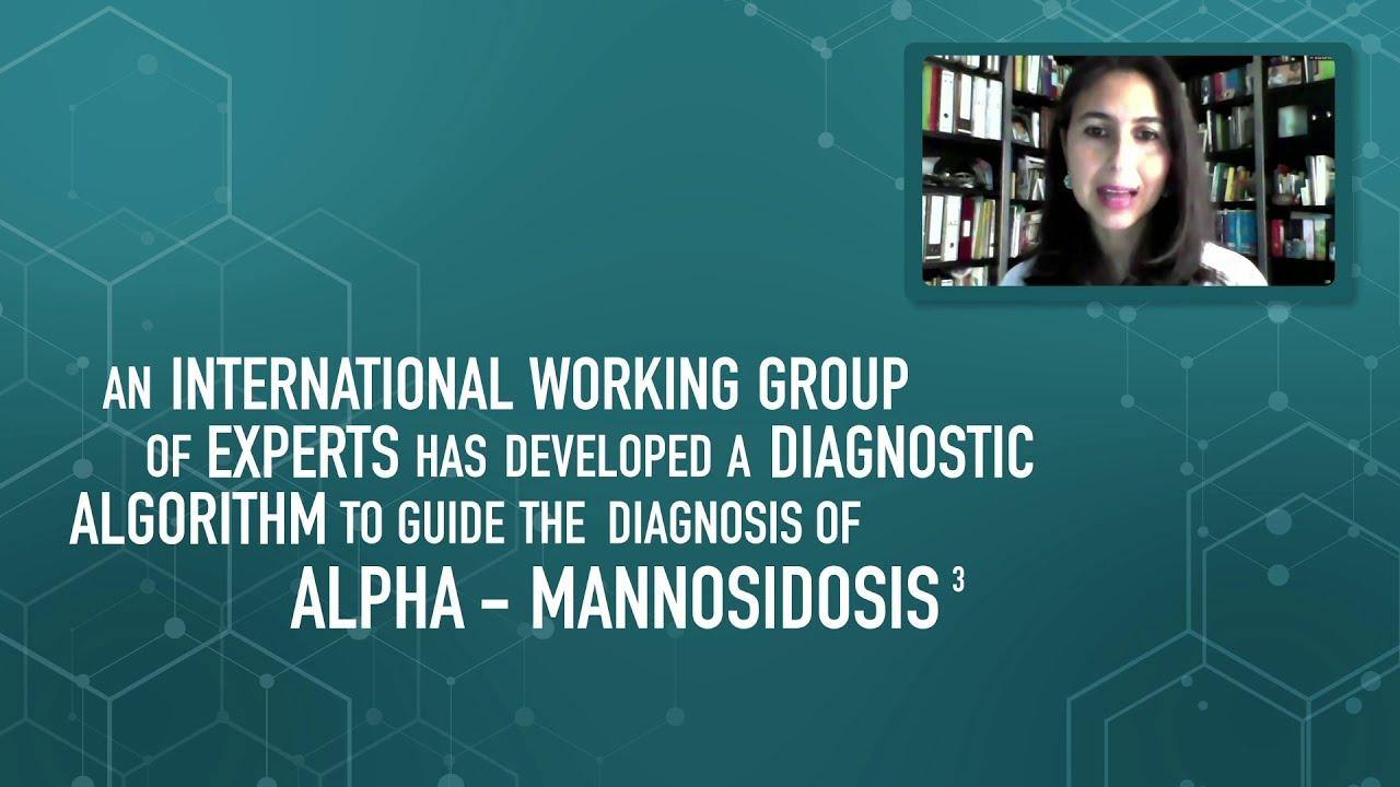 Diagnostic Algorithm for Alpha Mannosidosis